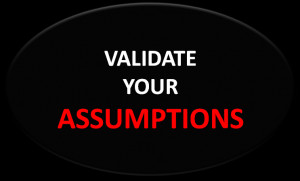 Assumptions analysis is one of the tools and techniques of Identify ...