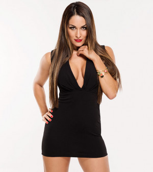 Fearless Shirt WWE Nikki Bella