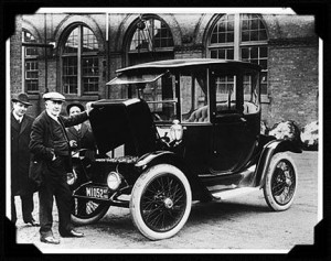 Quote of the Day: The More Things Change... 1916 Book on Electric Cars
