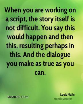 Dialogue Quotes Quotehd