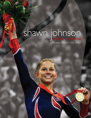 shawn johnson olympic champion book $ 21 99 qty purchase shawn s new ...