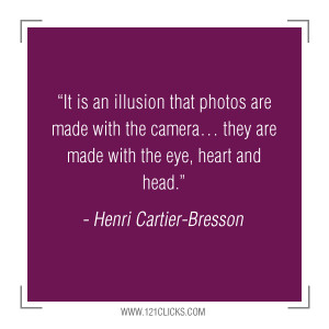 25 Inspiring Photography Quotes from Henri Cartier-Bresson