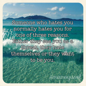 Come Back Quotes For Haters