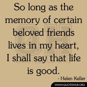 Good MemoriesBest