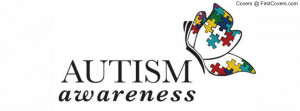 Autism Butterfly Profile Facebook Covers
