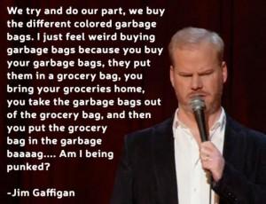 Jim Gaffigan Quotes Funny