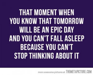 to excited to sleep quotes scoreboard excited quotes quotes quotes ...