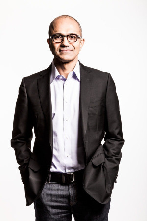 Getting to know Satya Nadella, the new Microsoft CEO