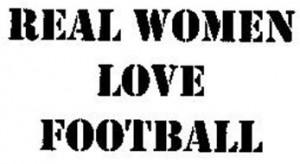 Real Women Love Football
