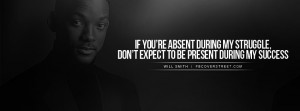 Will Smith Absent During My Struggle Quote Men In Black III Will Smith