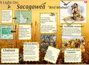 Bird Woman Sacagawea