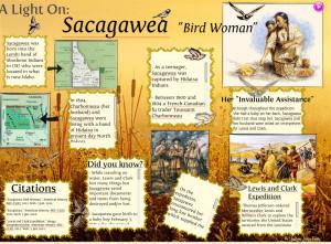 Bird Woman Sacagawea