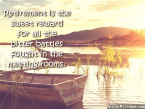Here are some retirement quotes for use in retirement speeches and ...