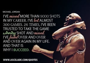 my life and that is why i succeed michael jordan https ...
