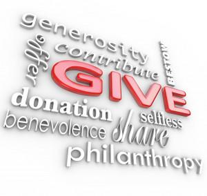 Biblical Verses On Generosity