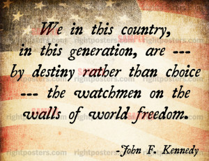 Kennedy Watchmen Quote