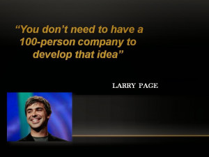 Larry Page And Sergey Brin Quotes Larry page quotes