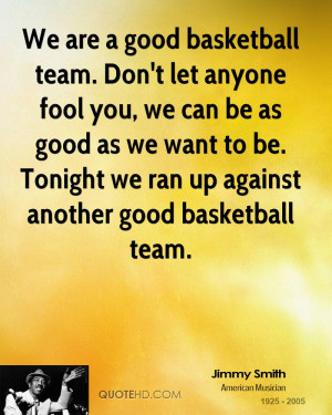 We Are a Team Quotes