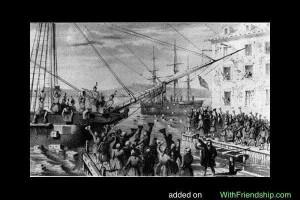 Sons of Liberty: Boston, 1765 Essay