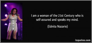 quote-i-am-a-woman-of-the-21st-century-who-is-self-assured-and-speaks ...