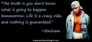 Eminem famous quotes