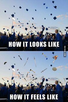 very true grad ideas 2013 graduation graduation cap 8th grade david ...