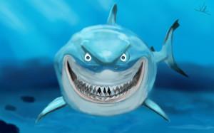 Nemo Marlin Wallpaper Finding
