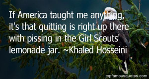 Top Quotes About Girl Scouts