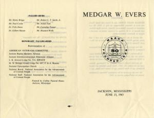 Medgar Evers funeral, Jackson, Miss., June 15, 1963. Collins Funeral ...