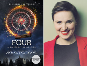 Veronica Roth Talks 'Four: A Divergent Collection' Plus New Quote ...