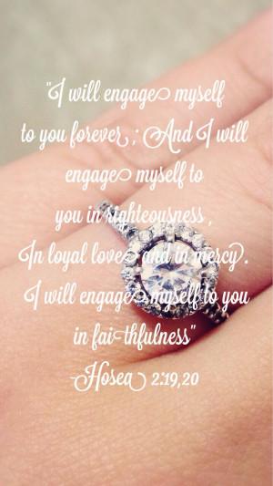 Engaged Engagement...