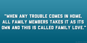 Quotes About Bad Family Members