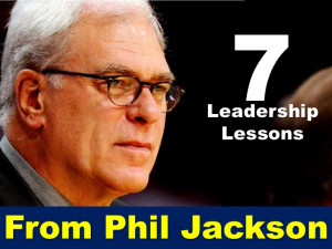 Leadership Lessons From Phil Jackson