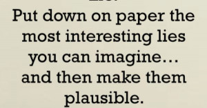 Chris Bohjalian giving #writing #advice via #AskTheAuthor on Goodreads