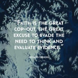 Richard Dawkins -Dawkins Quote