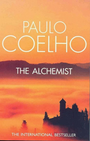 "Everread the world-famous book ""The Alchemist""?."