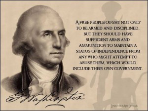 "... Quote – George Washington ""… including their own government"