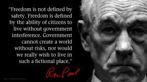 Freedom Ron Paul /