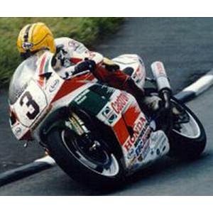1995 Honda RVF 750 RC45 Isle of Man Joey Dunlop 1:12 Scale by ...