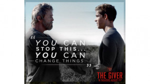 "The Giver,"" originally an American novel targeted towards young ..."