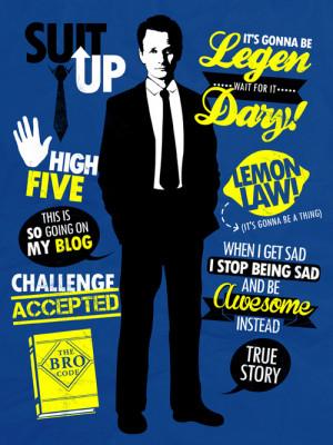 Barney Stinson's Unofficial Blog