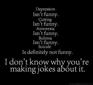 death depression suicidal suicide pain self harm cutting bullied ...