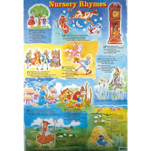 Home » EDUCATIONAL POSTERS » Traditional Stories » Nursery Rhymes ...