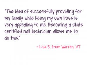Nail Technician/Manicurist Job Description