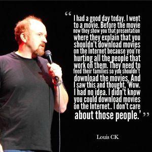 Louis CK Quotes - http://www.alphahacks.com/