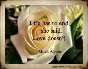 Filed Under: Quotes Tagged With: death of mother quotes , The Five ...