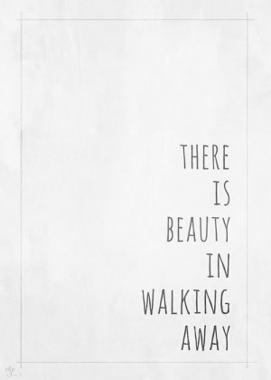LE LOVE BLOG LOVE QUOTE IMAGE PIC PHOTO THERE IS BEAUTY IN WALKING ...