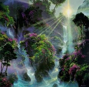 ... and even spiritual satisfaction. ~E.O. Wilson (Hippie Peace Freaks
