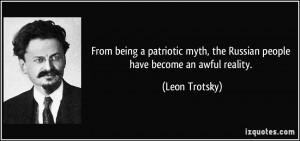 More Leon Trotsky Quotes