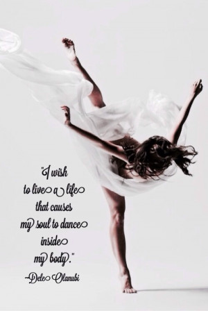 Dancer Quotes And Sayings